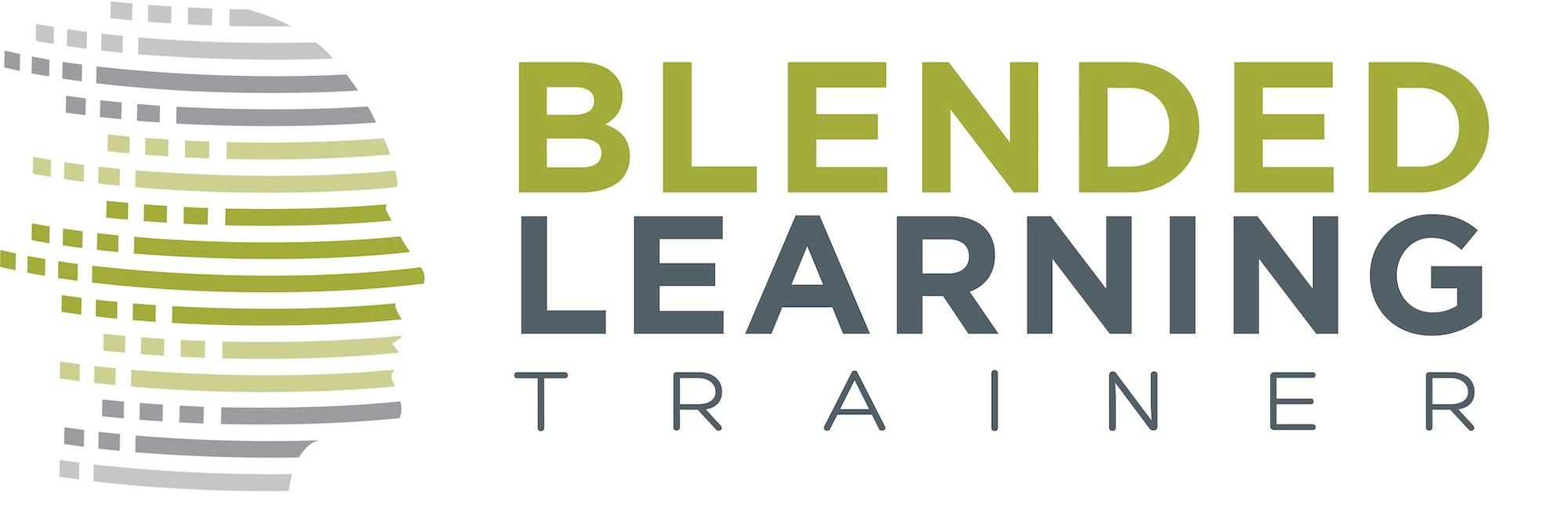 Blended Learning Trainer Logo